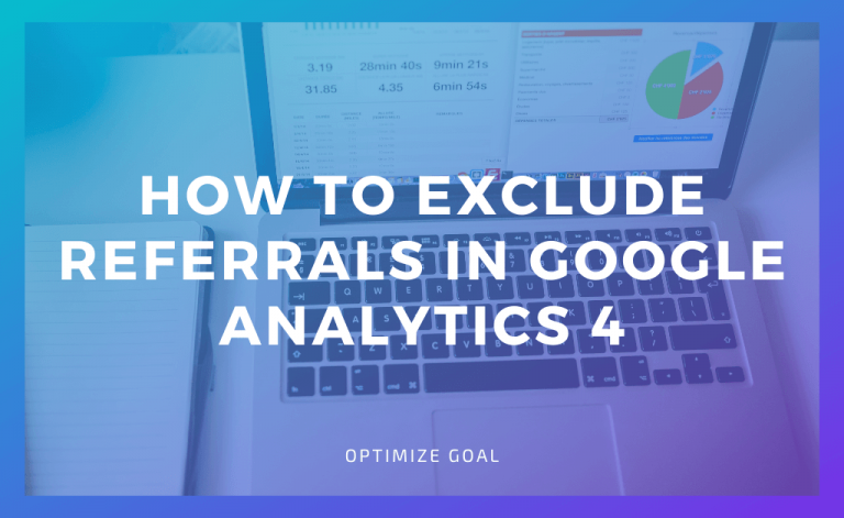 How to Exclude Referrals in Google Analytics 4