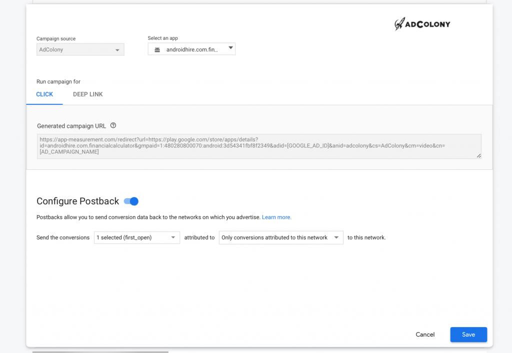 Postbacks in your Google Analytics 4 Image 3